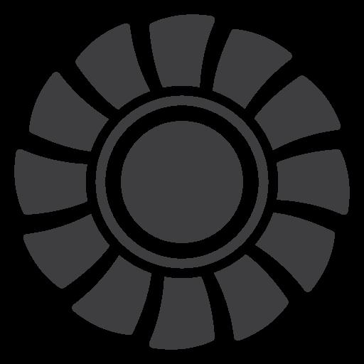 Icon Lüftung