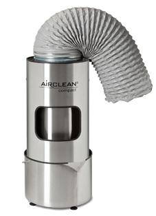 staubfrei sanieren mit Airclean